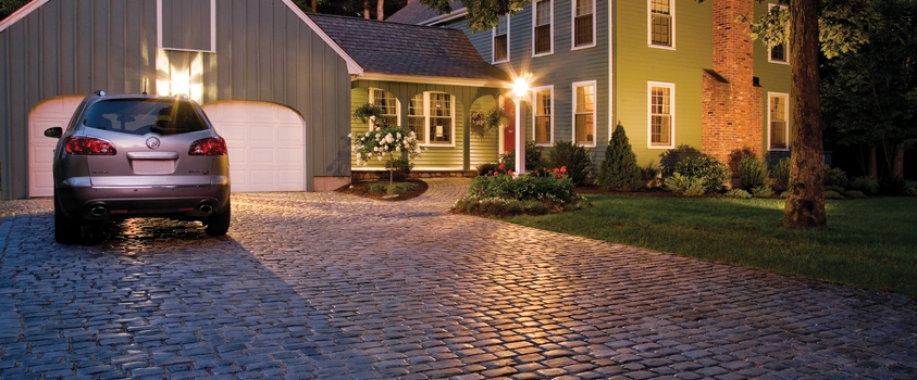 Paving Stone Driveways - A Great Choice!