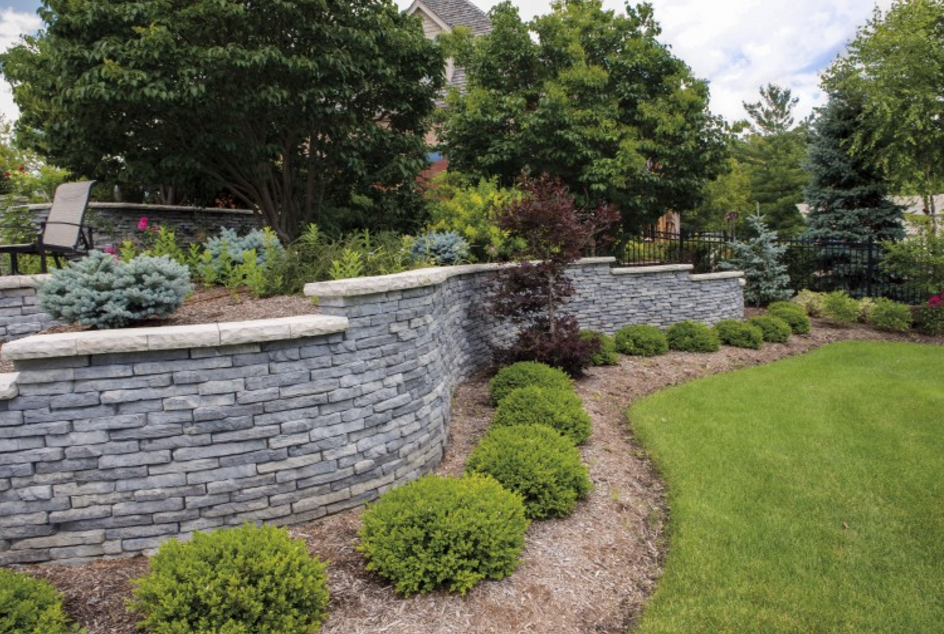 Retaining Walls, Landscaping ideas NY, NJ, CT, PA