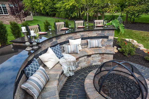 Fire Pit, Outdoor Fireplace in NY, NJ, PA, CT