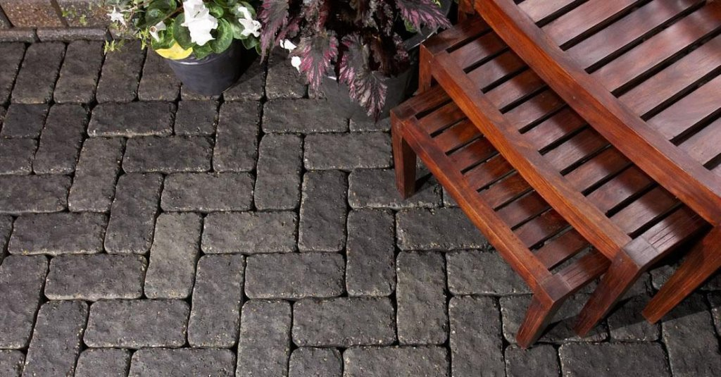 <p>With its graceful simplicity and weathered, dimpled surface, Cassova works beautifully whether laid in a herringbone, basket-weave, running bond or stacked-bond pattern. It also makes a wonderful complementary paver, when used as a soldier course or accent paver.</p>