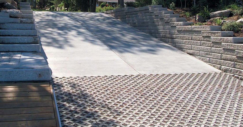 <p>A permeable paver with a filigree design that makes it an attractive and permanent solution for a variety of applications.</p>
